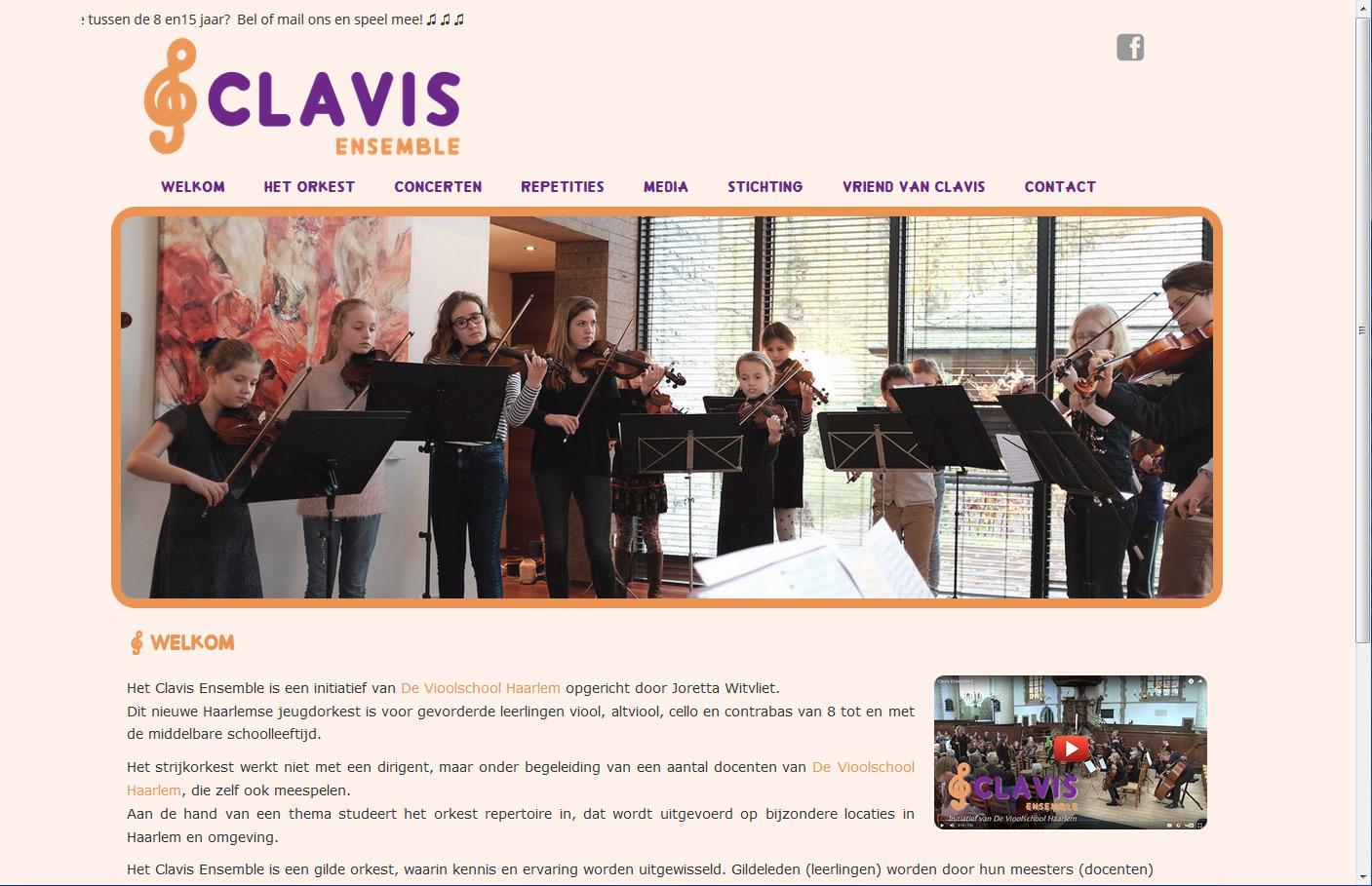 site internet ecole de musique