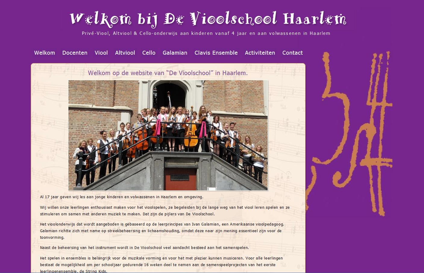 vioolschool