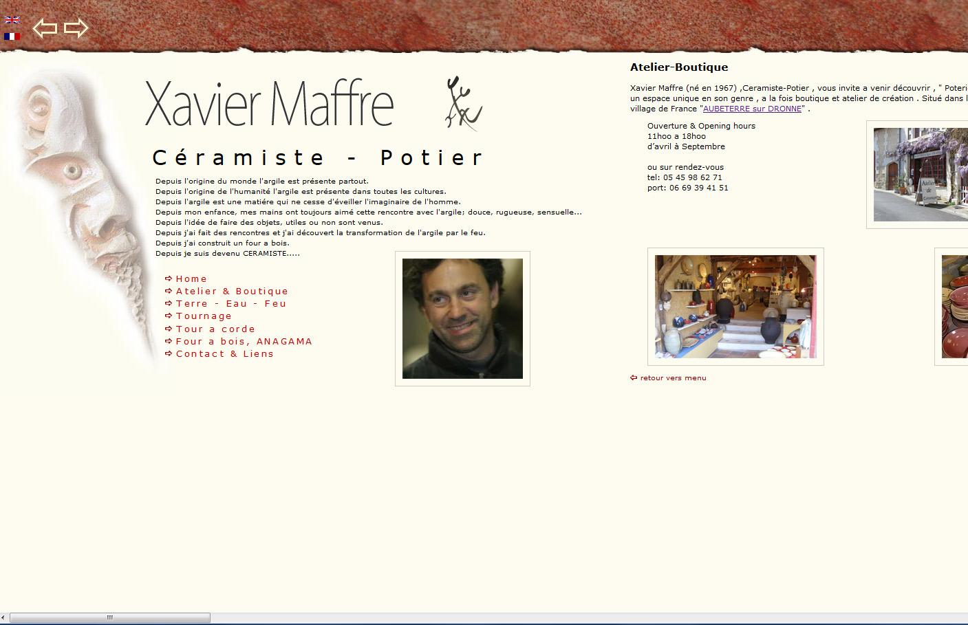 Xavier Maffre