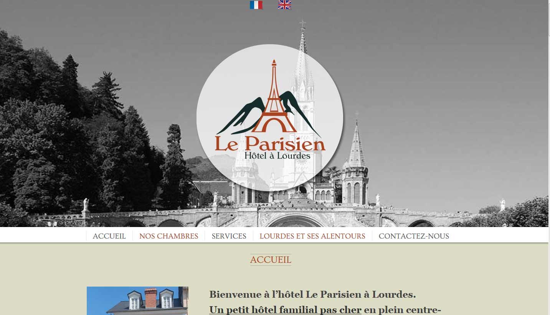 Hôtel le Parisien Lourdes