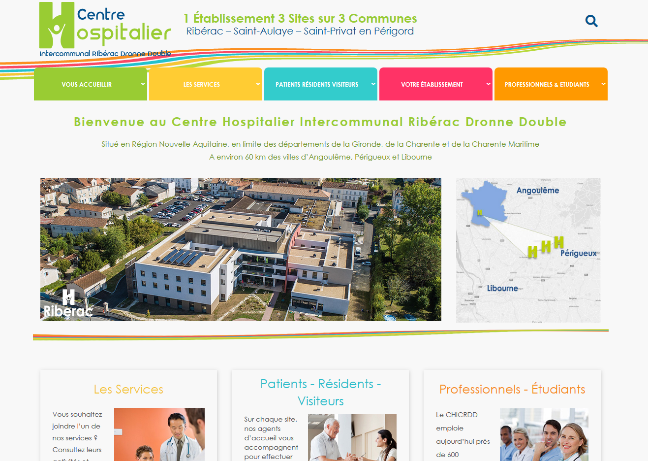 CHICRDD –  Centre Hospitalier