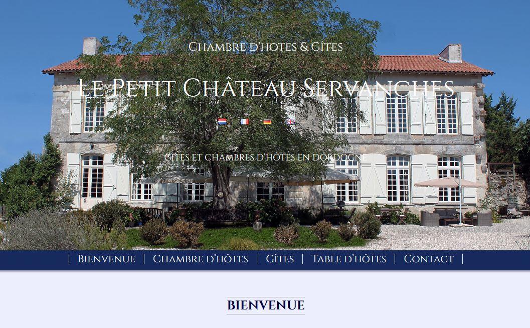Le Petit Château Servanches